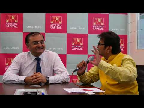 A Talk With Jayesh Gandhi, Aditya Birla Capital, Mumbai