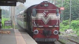 12216 Mumbai Bandra TDelhi Sarai Rohilla Garib Rath Express