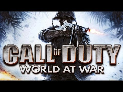 Call Of Duty World at War - Game Movie