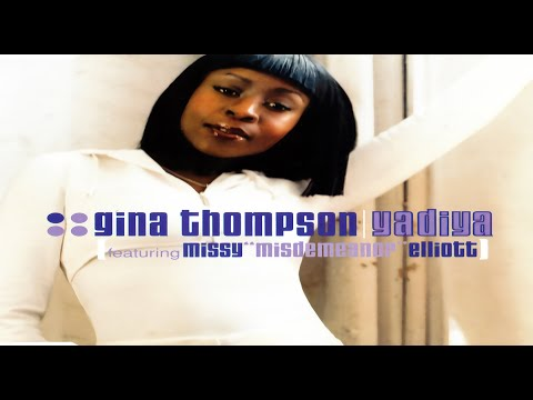 Gina Thompson ft Missy Elliott - Ya Di Ya(Rufftime Remix)