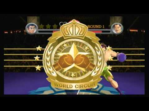 Punch - Out!! [Part 11] - World Circuit - Aran Ryan