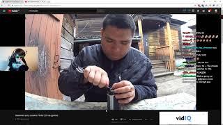 БРАТИШКИН СМОТРИТ - ГИТЕЛЬМАН ЗАМЕНЯЕТ ВАТУ В ВЕЙПЕ