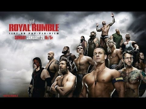 Royal Rumble 2014 P / Predictions / Contest