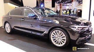 2017 BMW 540i xDrive Armored Vehicle by Trasco - Walkaround - 2017 Frankfurt Auto Show