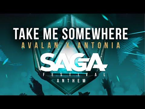 Avalan x ANTONIA – Take Me Somewhere