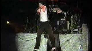 Michael Jackson Billie Jean Live Bucharest 1996 HD