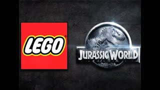 Jurassic World Lego Téaser