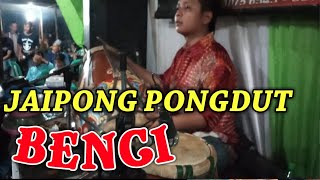 BENCI KENDANG JAIPONG  COVER PONGDUT