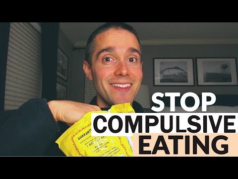 How to Stop Eating CompulsivelySTOP OVEREATING AND BINGE EATING