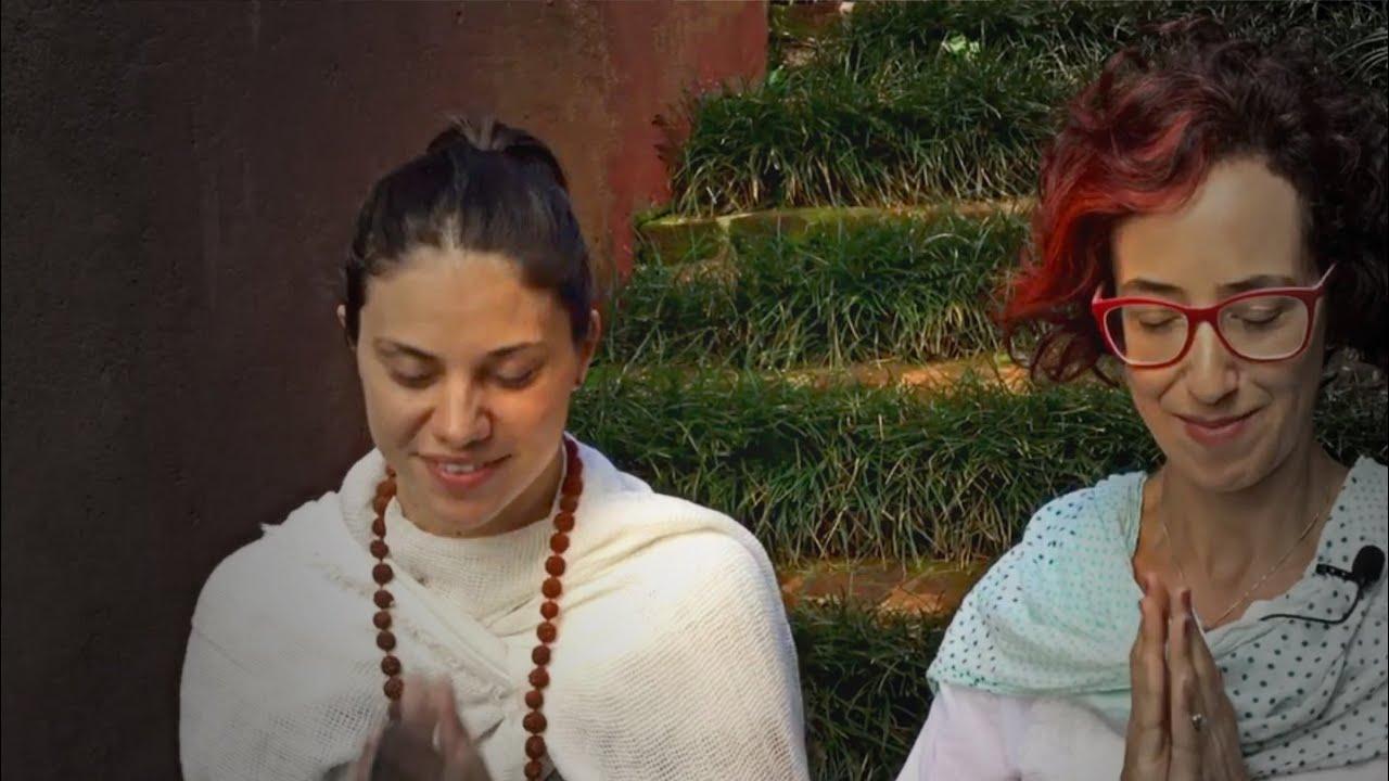 Serenando a mente com pranayama e mantra - utilizando japamala