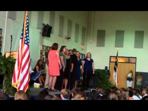 Pitts School Road Elementary School 2011