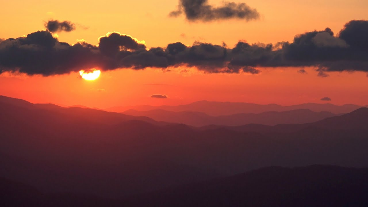 Great Smoky Mountains National Park Usa In 4k Ultra Hd