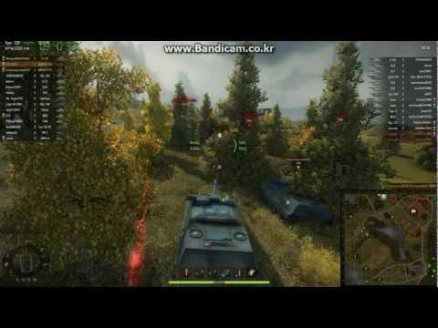 World of Tanks 080 - AMX50F155 in Malinovka
