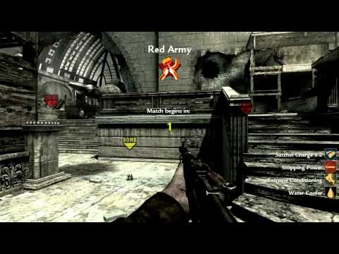 Call of Duty : World at War - all multiplayer maps