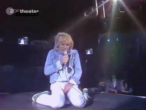 Rod Stewart - Hot Legs (German TV Live 1978)