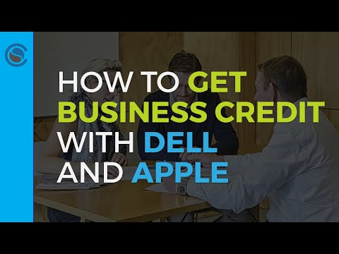 How to Get $20,000 Limit Business Credit Card with Dell and Apple with No Consumer Credit Check