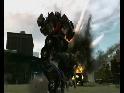 Transformers: Revenge of the Fallen - Die Rache Videogame Movie Trailer HD