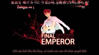 [Kuroko no Basket] [Vietsub Character Song] Final Emperor - Akashi Seijuuro