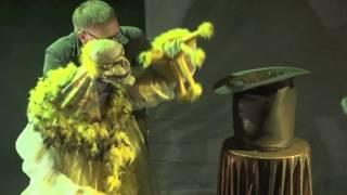 Schicklgruber: 3 Scenes of Death as the Clown Magician