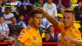 Resumen | Pachuca 3 - 3 Tigres UANL | Copa MX - Apertura 2018