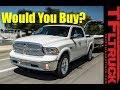 Would You Buy a Half-Ton Diesel Pickup?