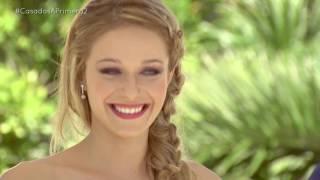 Mónica y Jordi se dan el 'sí, quiero' temblando de felicidad y nervios - Casados a primera vista