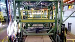 производство каменной ваты и базальтового утеплителя(http://neoenerg.ru/ - энергосберегающие технологии для дома и промышленности., 2013-01-30T16:03:38.000Z)