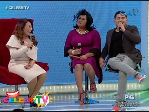 CelebriTV: Paolo Contis, may payo sa sarili at kay Betong Sumaya