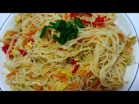 resepi-bihun-goreng-singapore-yang-mudah-dan-lazat