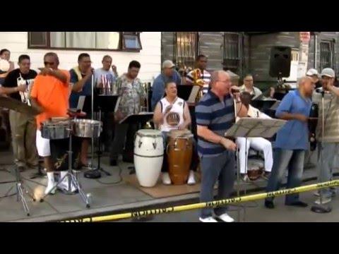 New York Salsa Band - Ese No Soy Yo