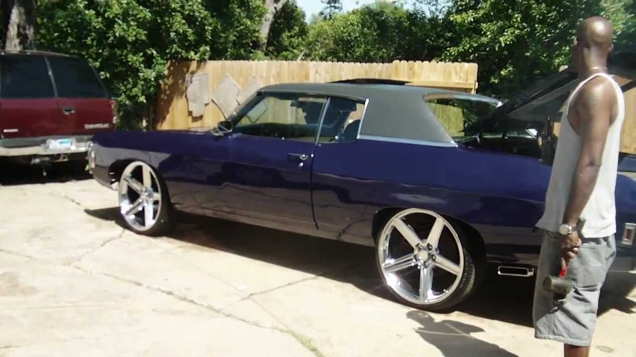 For Sale 1969 Chevy Impala $9000 w/o system $11000 with it August ...