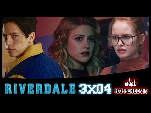 RIVERDALE 3x04 Recap: Was the Flashback Episode Helpful? 3x05 Promo (Who Is KISSING?!?)