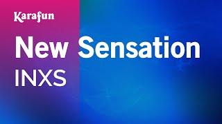 Karaoke New Sensation - INXS *