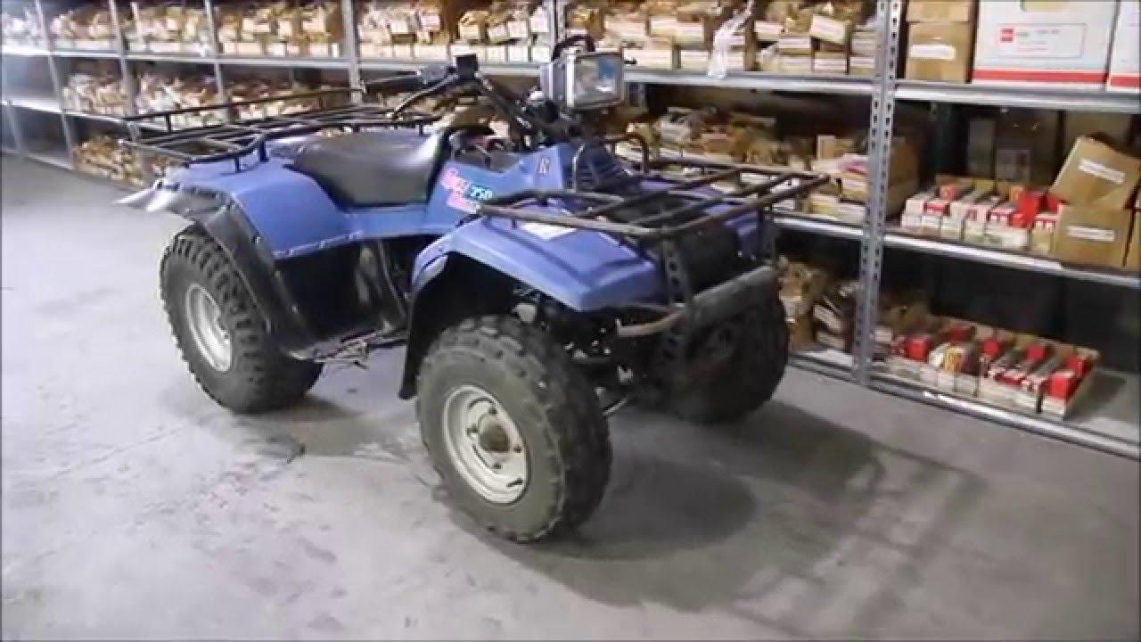 Suzuki Quadrunner