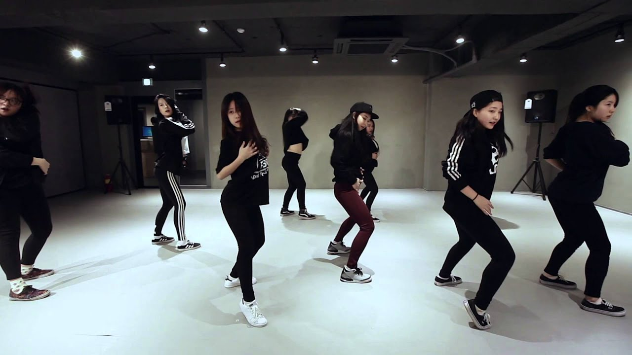 Mina Myoung Choreography / Feeling Myself - Nicki Minaj (feat. Beyonce)