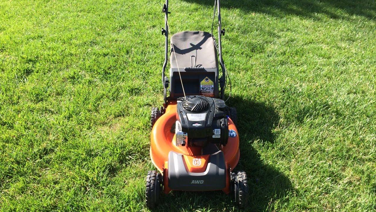 Husqvarna Awd Model Huf625awd 22 Quot Lawn Mower Update