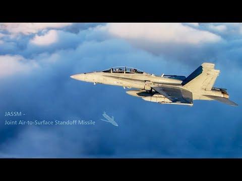 Hornetien Ilmasta maahan -suorituskyky | Finnish Air Force F/A-18 Air-to-Ground Capability