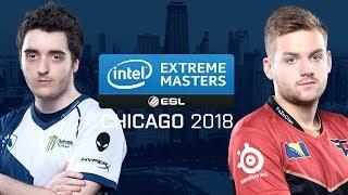 CS:GO - Team Liquid vs. FaZe [Inferno] Map 1 - Semifinals - IEM Chicago 2018
