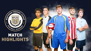 MATCH WEEK FOUR HIGHLIGHTS | NPLFA