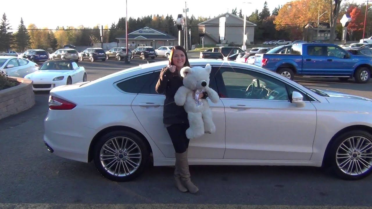 Fredericton Used Cars, Wheels and Deals, Lauren Murch – 2014 Ford ...