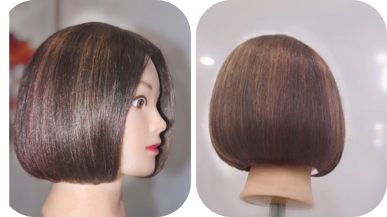 Hướng dẫn cắt tóc ngắn Bob | Quang Saker | Bao quát những nội dung liên quan đến toc pop ngan chính xác nhất