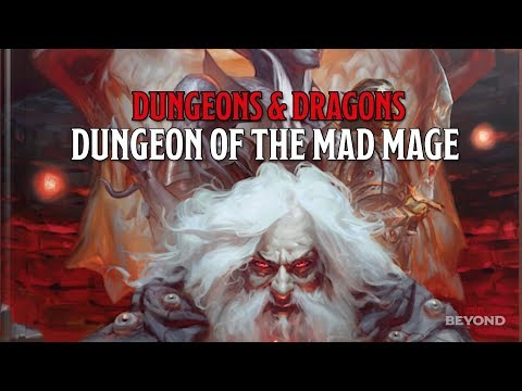 waterdeep: dungeon of the mad mage   Tumblr