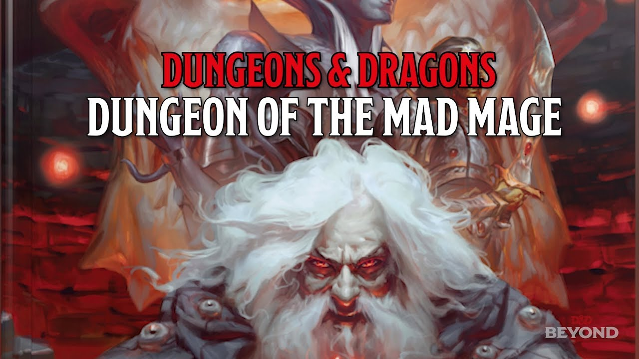 'Waterdeep: Dungeon of the Mad Mage' Takes You to Undermountain