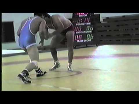 1988 Espoir World Cup: 82 kg Dwayne Zacharie (CAN) vs. Tokimitsu Ishizawa (JPN))
