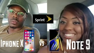IPHONE OR ANDROID?? Going to SPRINT to get a NEW PHONE!