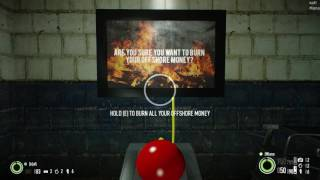 Payday 2 - Burning Offshore in Safehouse [MUBI]