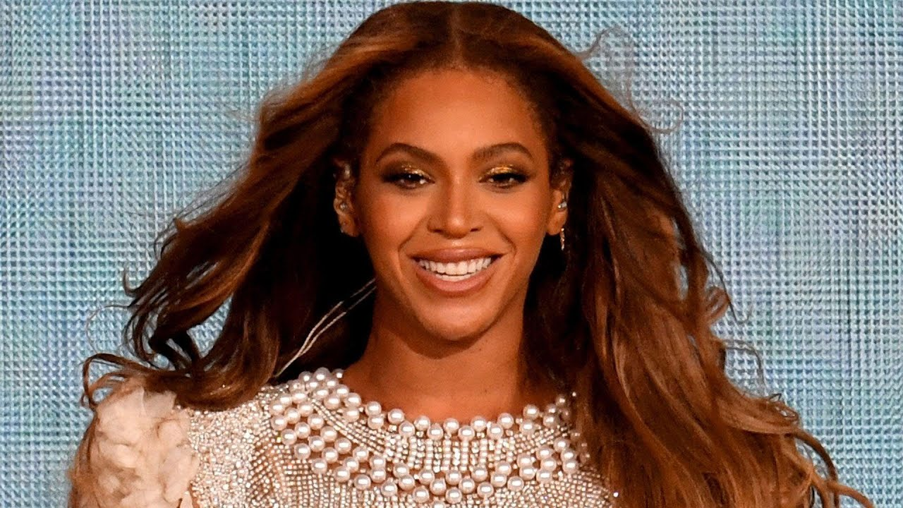 beyonce s real hair revealed and it s goals