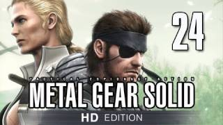 Metal Gear Solid 3 Snake Eater Collection Walkthrough - Part 24 Boss Volgin CQC Battle Let's Play