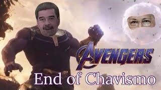 AVENGERS END OF CHAVISMO