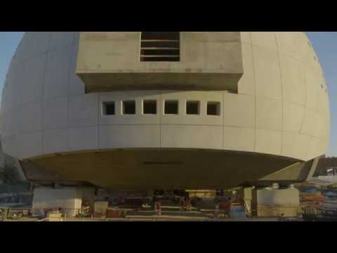 Inside the Academy Museum of Motion Pictures - YouTube